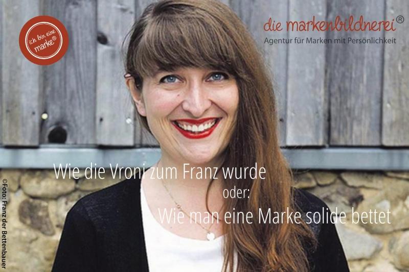 Die Markenbildnerei, München: Interview Franz der Bettenbauer