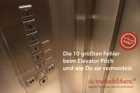Die Markenbildnerei München: Elevator Pitch