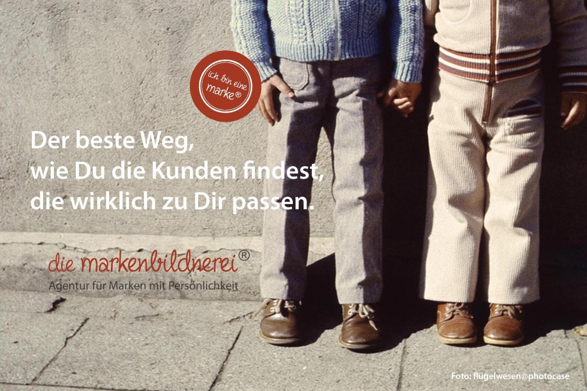 Die Markenbildnerei München: Wunschkunden