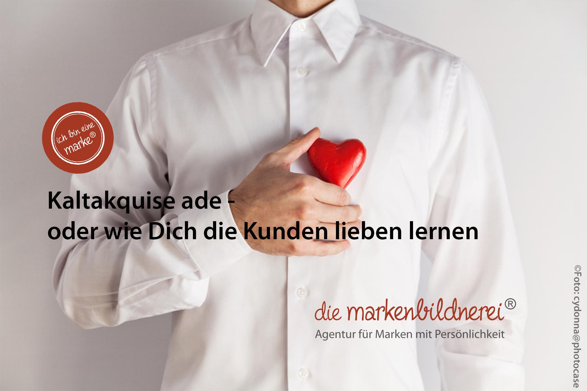 Die Markenbildnerei, München: Kundenmagnet