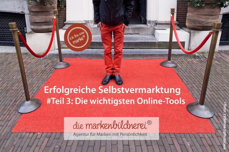 Die Markenbildnerei, München: Selbstvermarktung Online-Tools