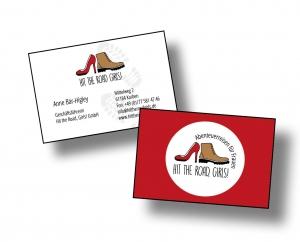 Die Markenbildnerei, München: Logo, Visitenkarte Bär-Higley