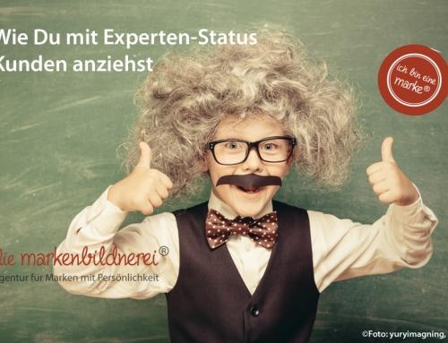 Wie Du mit Experten-Status Kunden anziehst
