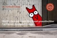 Die Markenbildnerei München: Key Visual