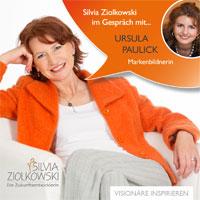 Die Markenbildnerei, Ursula Paulick, Podcast