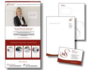Steuerkanzlei Steyer-Wirtz - Website und Geschäftsausstattung: Die Markenbildnerei