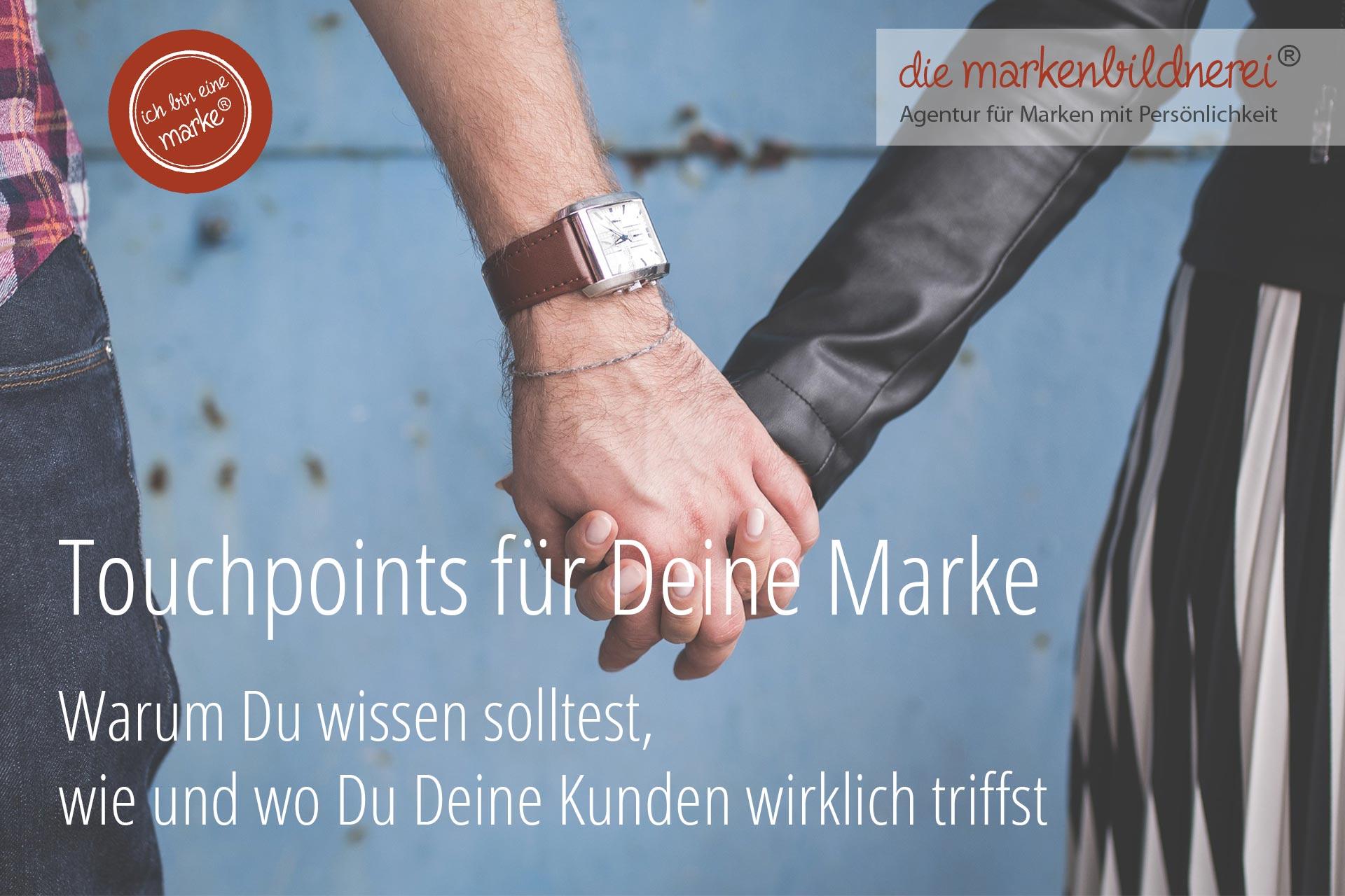 Touchpoints für Deine Marke